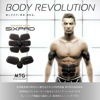 C朗 Sixpad 在家中也可擁有6塊腹肌,不用做Gym