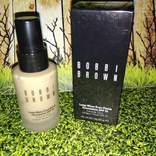 Bobbi brown foundation 30ml