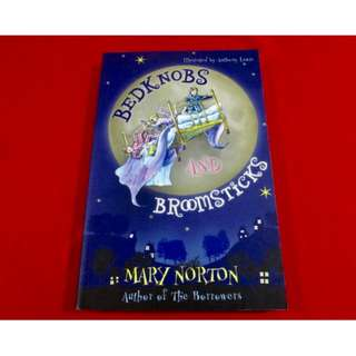 Bed Knobs and Broomsticks by Mary Norton