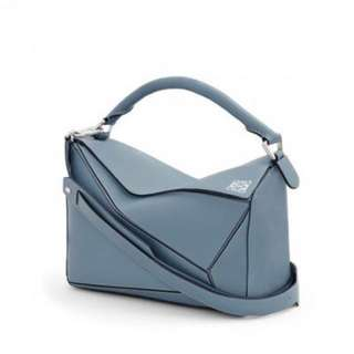 Loewe small size blue colour