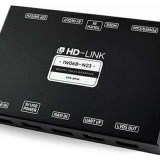 HD-LINK FOR BMW NBT/CIC