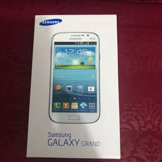 Box samsung Grand