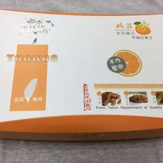 🚚 陽明山柑橘 橘子蜜餞