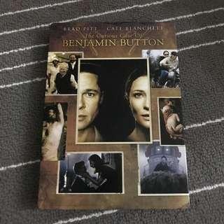 The Curse of Benjamin Button Movie DVD