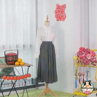 🍿 Vintage Midi Skirt VS1333
