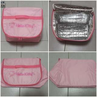 Hello Kitty thermal bag