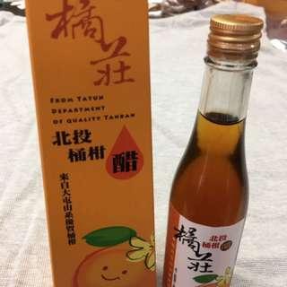 🚚 陽明山柑橘 橘子醋