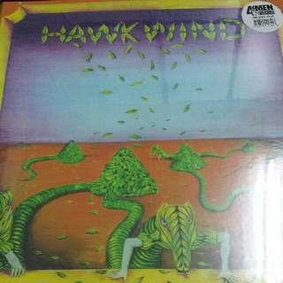 Vinyl Record / LP (Sealed): Hawkwind–Hawkwind - 2010 Pressing, 4 Men With Beards, Gatefold Sleeve