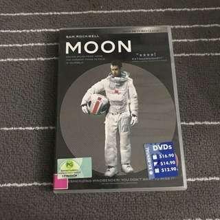 Moon Movie DVD
