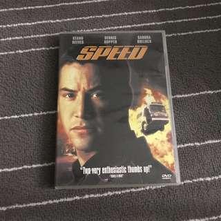 Speed Movie DVD