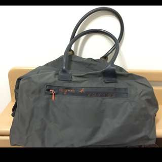 Agnes b 旅行袋《清櫃平賣》