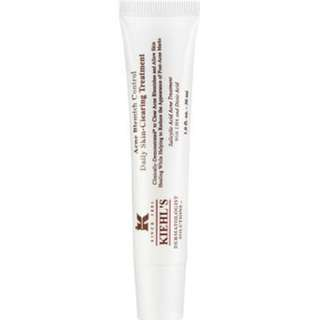 Kiehls Acne Blemish Control Daily Skin Clearing Treatment