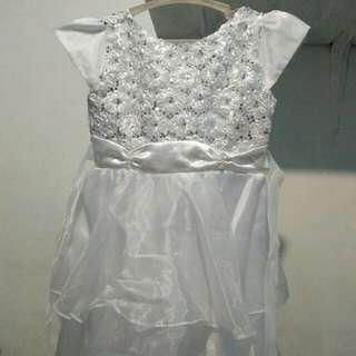 White Dress size 75