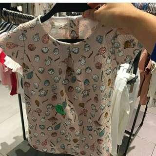 Zara dress sz 3/4Y sama dg gempita