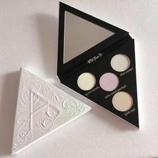 BN Kat Von D Beauty Alchemist Holographic Palette - Face & Eye Highlighter Palette