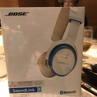Bose sound link on ear headphone