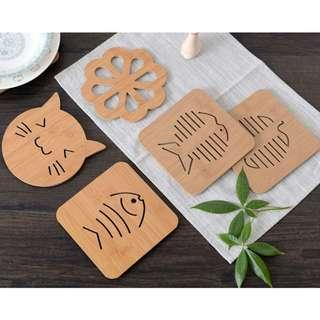 Table Mat / Tatakan / Alas Piring Mangkuk Gelas Panci [TG01]