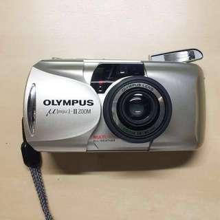 Olympus MJU II Zoom