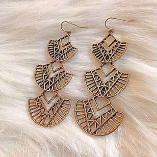 🐫 Egyptian earrings