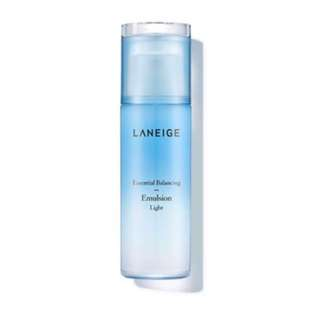 Various laneige products