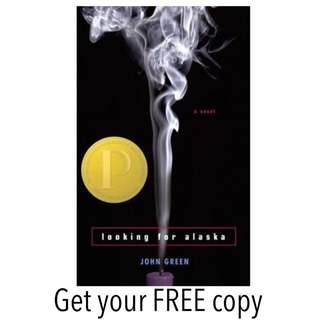 #FREE Ebook Looking for Alaska JOHN GREEN