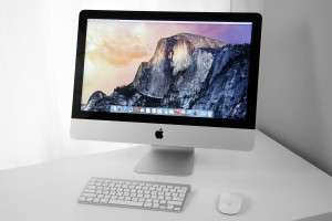 "iMac 14.4 21.5"" (Inclusive of keyboard & power cable)"