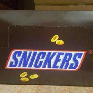Snickers Asian version
