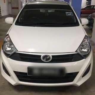 Continue loan/sambung bayar Perodua Axia