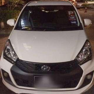 Continue loan/sambung bayar Perodua MyVi