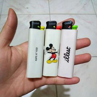 TRENDY LIGHTERS FOR SALE!!!