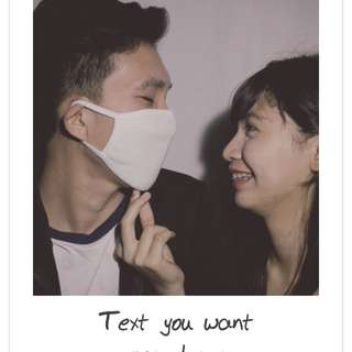 Valentine's Polaroid Pictures
