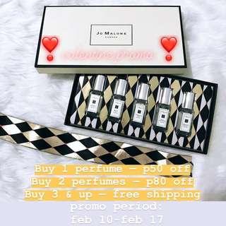 VALENTINE PROMO – Designer Perfumes