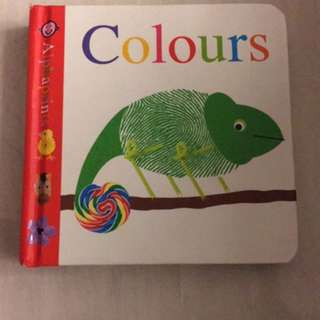 Preloved children board books