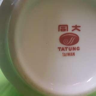 🚚 大同 紀念版 泡茶杯 年代久遠