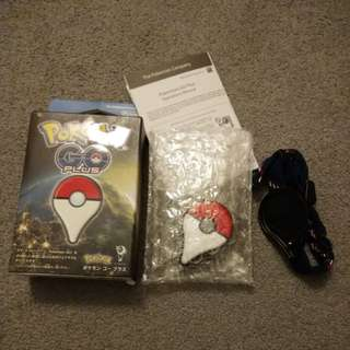 Pokemon Go Plus 全自動 轉波捉小精靈