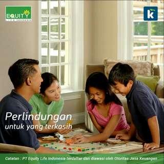 Asuransi Jiwa KUDO, Santunan Rp.125jt, Cuma Bayar Rp.89rb/Tahun.