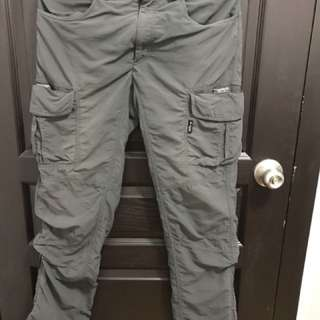 Columbia cold weather hiking &trekking pants