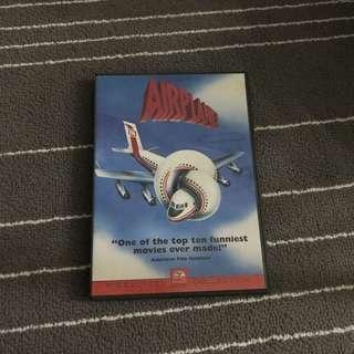 Airplane Movie DVD
