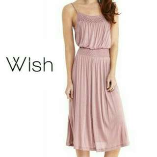 Wish SightSeer dress. BNWT 8