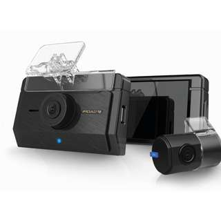 iRoad T8 Car Camera - Front+Rear