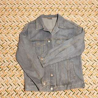[NEW] stylish denim jacket overfit