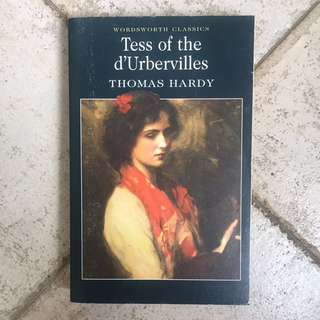 #HUAT50Sale Tess of the d'Urbervilles