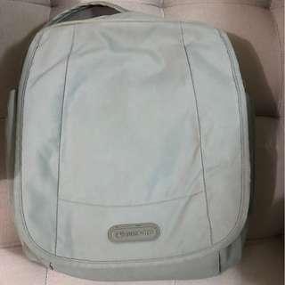 SALE Pacsafe Metrosafe 250 black and Metrosafe 200 gray sling bag