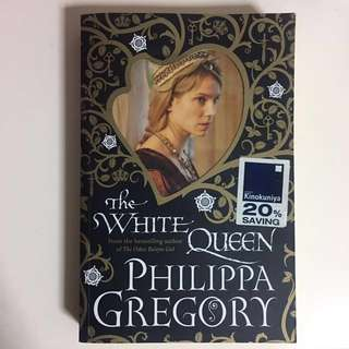 #HUAT50Sale The White Queen