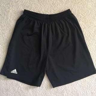Adidas: Climalite Basketball Shorts