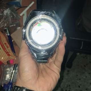 LED head lamp 2 colour