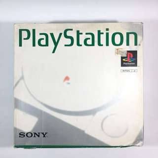 Playstation console (non modded)