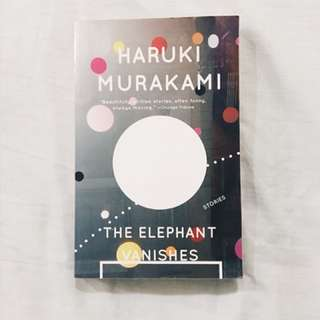Haruki Murakami - The Elephant Vanishes (Stories)