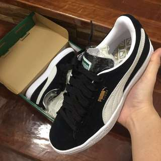 Brand New - Authentic Puma Suede