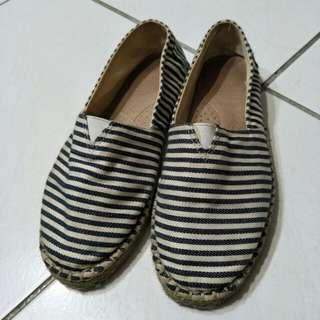 Lativ 草編懶人鞋